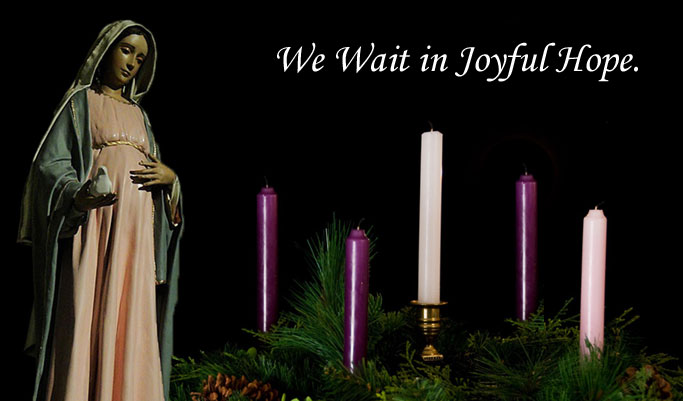 We Wait in Joyful Hope